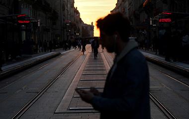 La rue, la vie